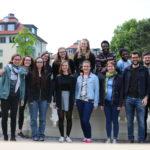 Gruppenbild der Klangwatschn in Tulln im Mai 2019
